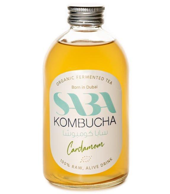 Cardamom Bottle