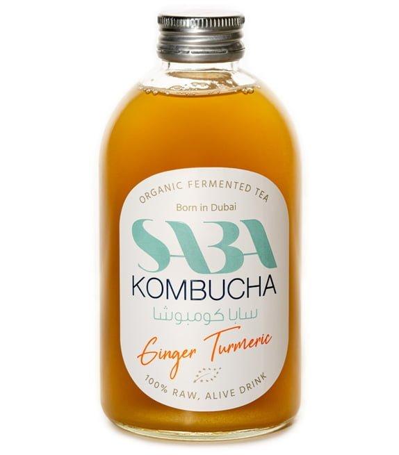 Ginger Turmeric Bottle