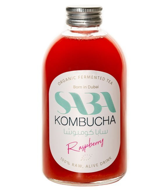 Raspberry Bottle